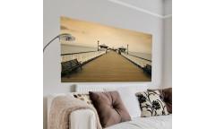 Samolepicí malířské plátno GoBig WallPanel Romantic
