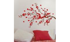 Samolepka Red Ramage 58105 Červená větvička