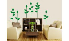 Samolepka Green plant ST1 014 Rostlina