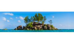 Samolepicí bordura Island WB 8203