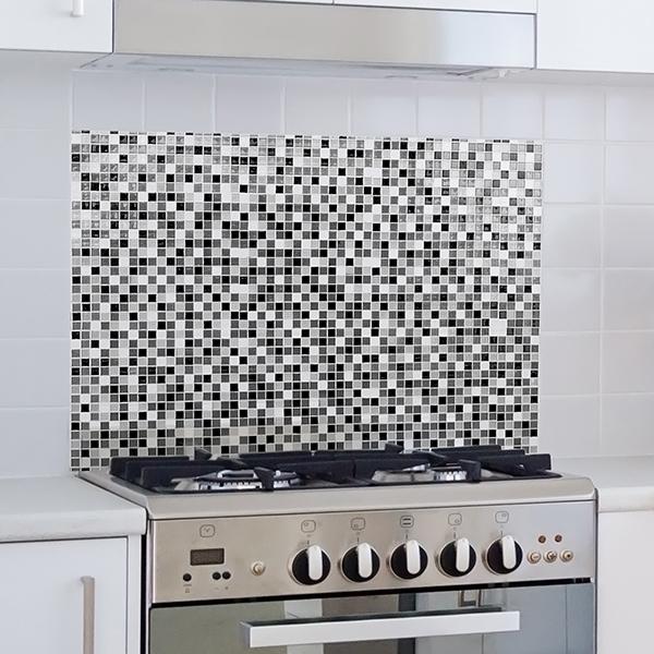 Samolepka do kuchyn mosaic 67216 mozaika for Pannelli adesivi 3d
